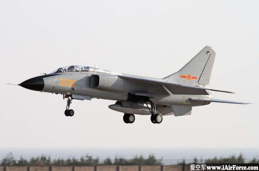 歼轰-7 飞豹 歼击轰炸机