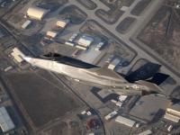 F-35A 单机飞行照片