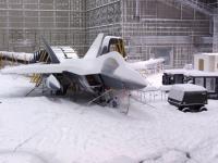 F-22 气候测试