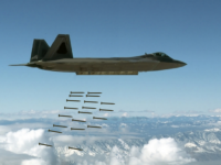 F-22 投弹轰炸