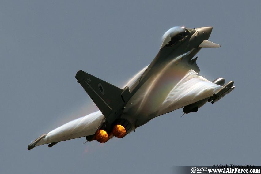 台风 Typhoon 战斗机