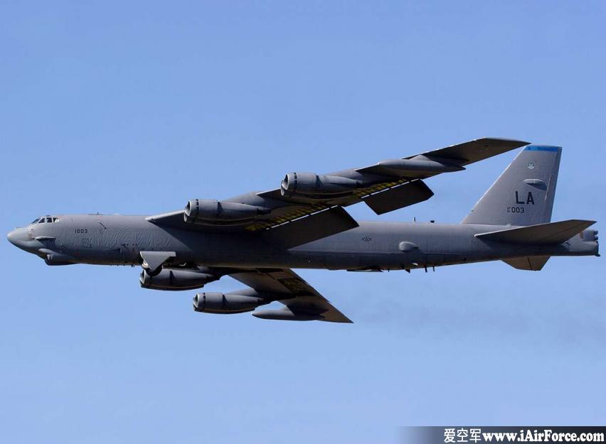 B-52 战略轰炸机 同温层堡垒 Stratofortress