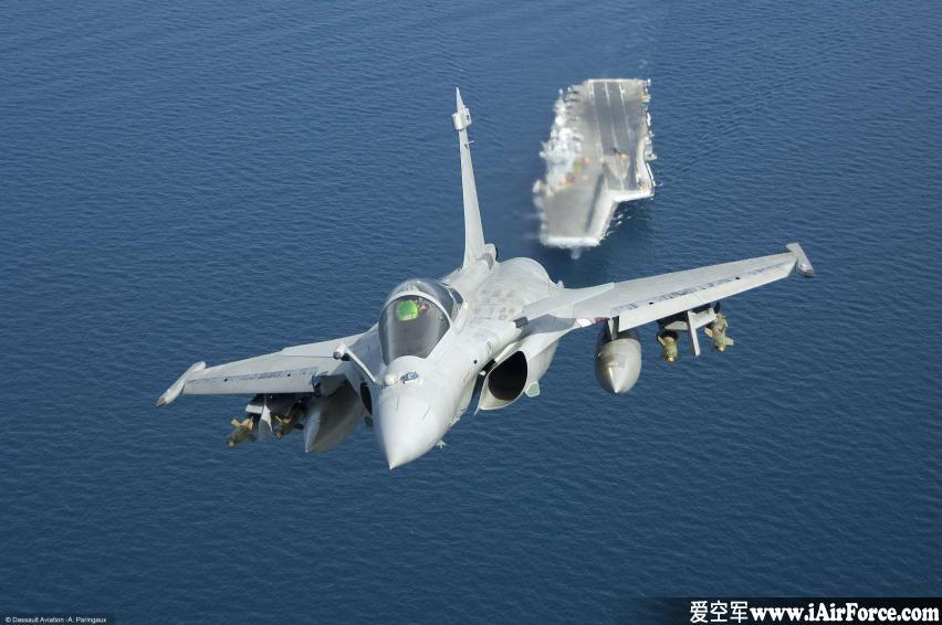 阵风(Rafale)战斗机