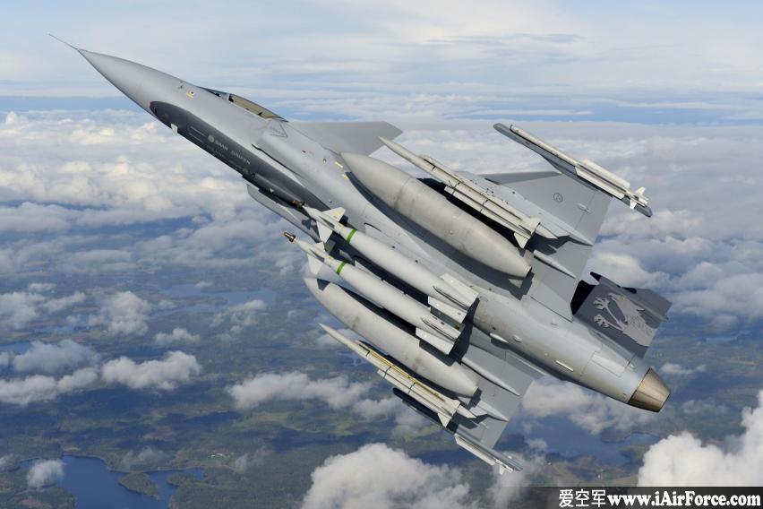 鹰狮 JAS-39