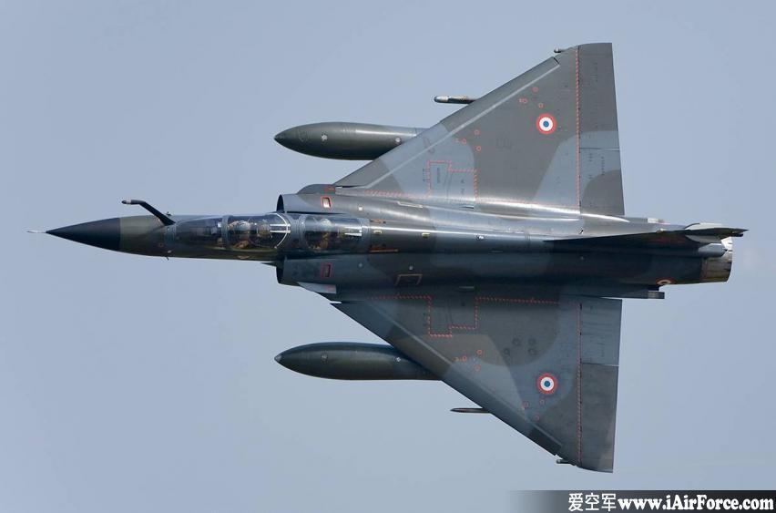 幻影2000 战斗机(Mirage 2000)