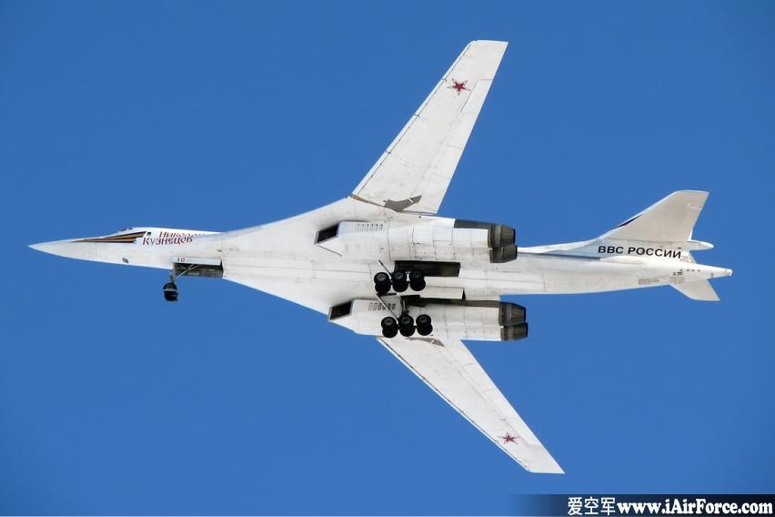 """图-160""""海盗旗""""超音速战略轰炸机(Tu-160 Blackjack)"""