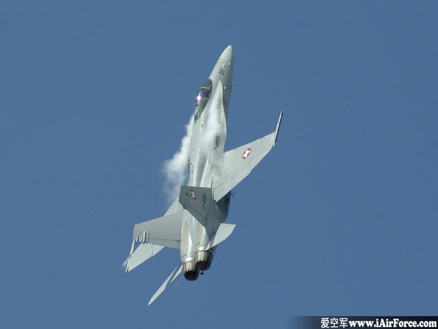 F-18 大黄蜂(Hornet)战斗机