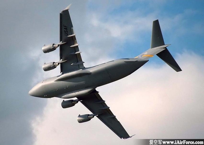 C-17 环球霸王III 运输机