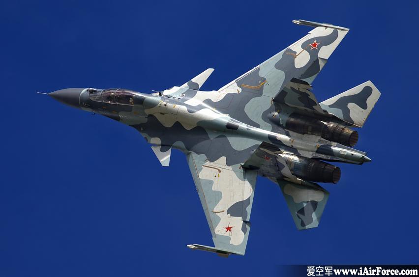苏-30MKI 战斗机
