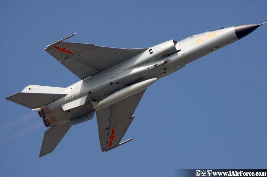 歼轰-7 飞豹 战斗轰炸机(JH-7,FBC-1)