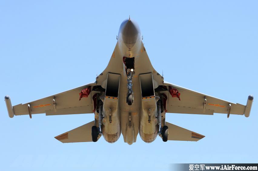 歼-11 战斗机 J-11