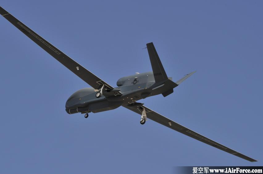 RQ-4A 全球鹰 无人侦察机( globalhawk)