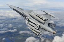 瑞典 JAS-39 战斗机