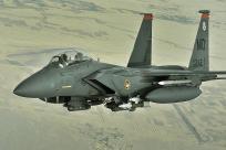 F-15E 攻击鹰 Strike Eagle 战斗机