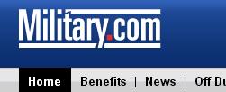 美国军事网  http://www.military.com/